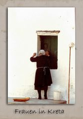 Frauenleben auf Kreta
