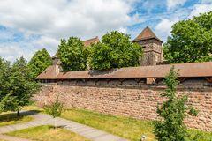 Frauentormauer in Nürnberg 76