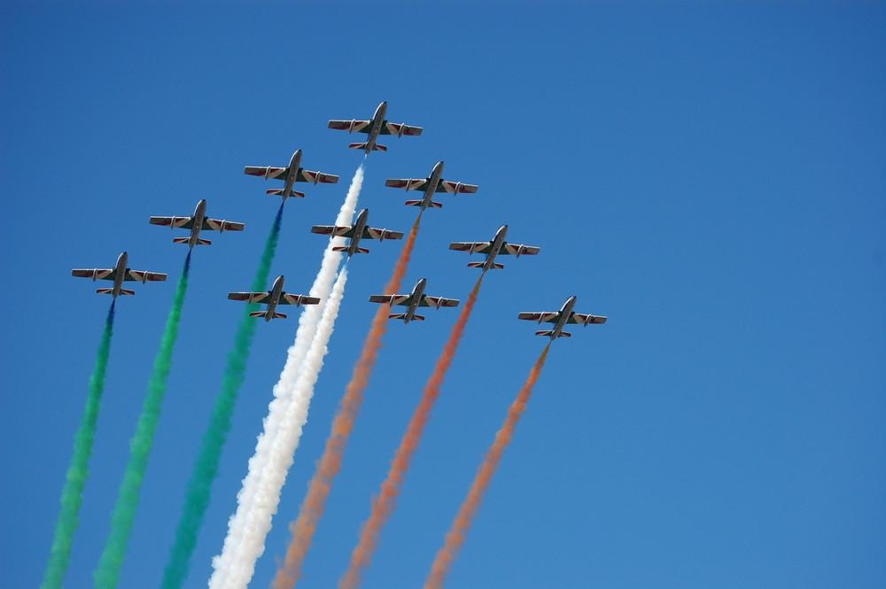 freccie tricolori