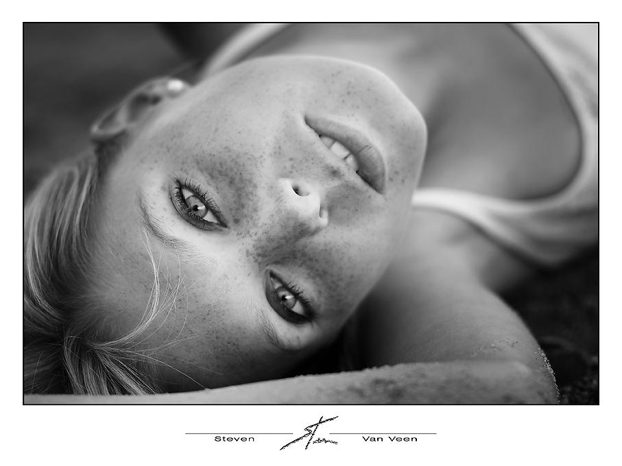 Freckles & Sand...
