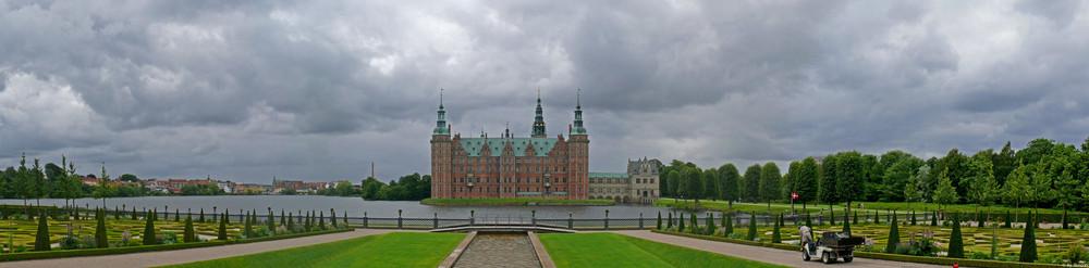 Frederiksborg Castle, Hillerød