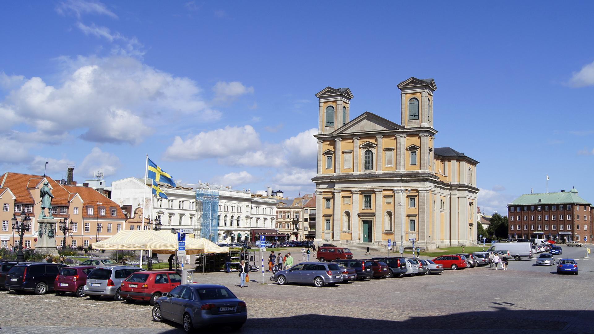Fredrikskyrka