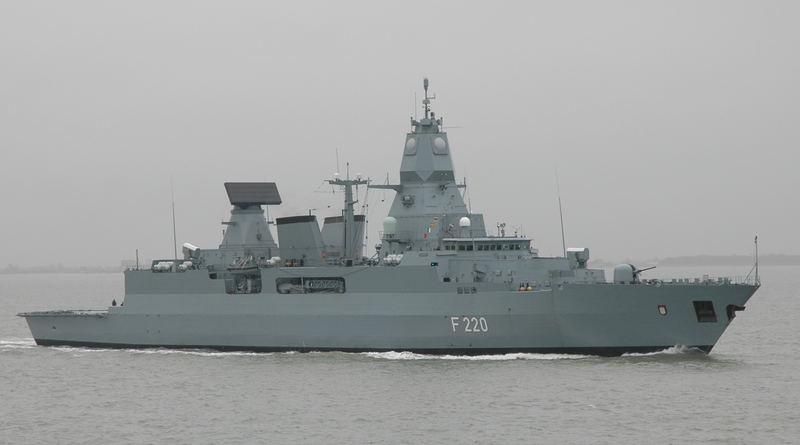 Fregatte 124