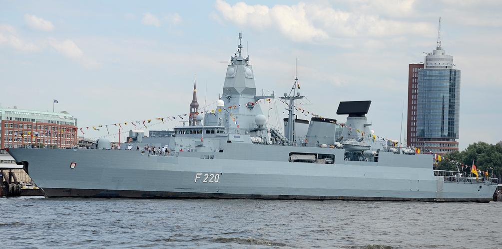 Fregatte Hamburg