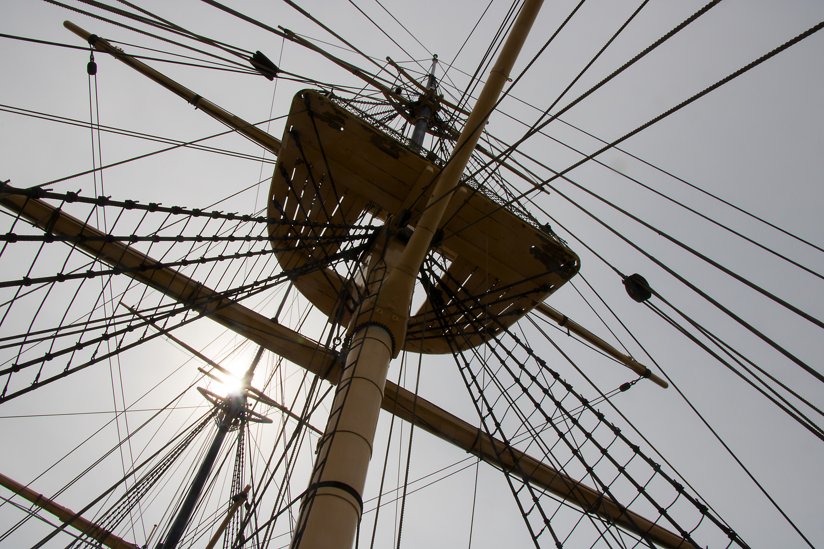 Fregatte Jylland, Ebeltoft