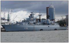 Fregatte Schleswig - Holstein der Deutschen Marine
