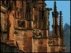 Freiburger Münster - Detail