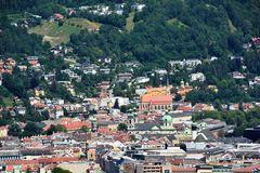 Freie Sicht auf Innsbruck