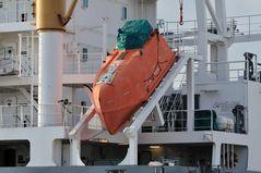 Freifallrettungsboot