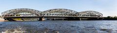 Freihafenbrücke Hamburg
