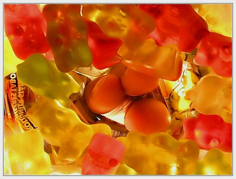 Freiheit für die Gummibärchen!