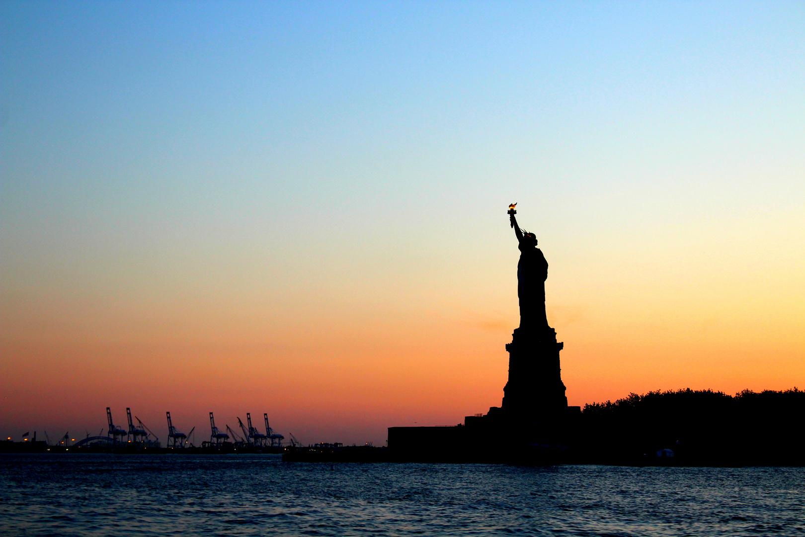 Freiheitsstatue New York USA