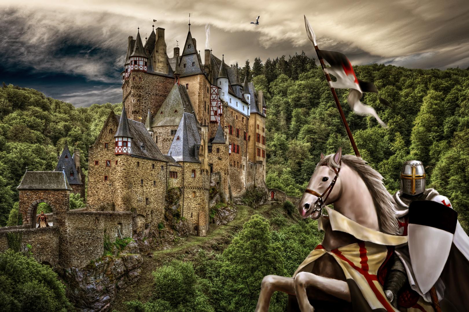 Freiherr von Eltz comes Home