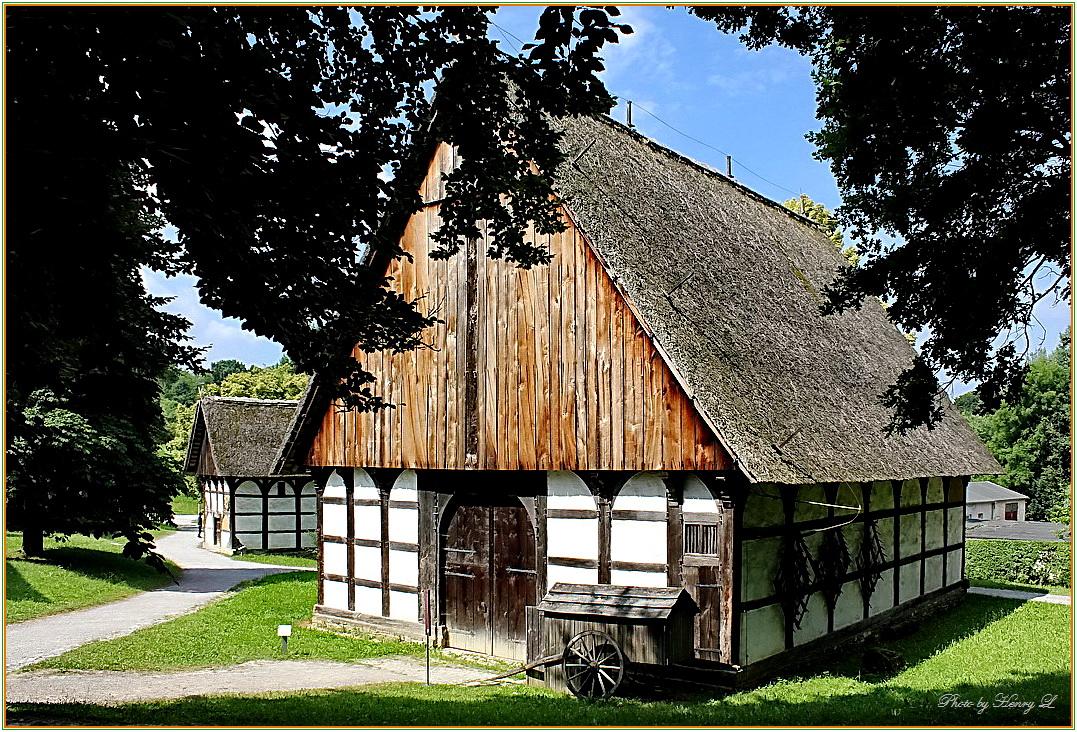Freilichtmuseum Detmold - 1