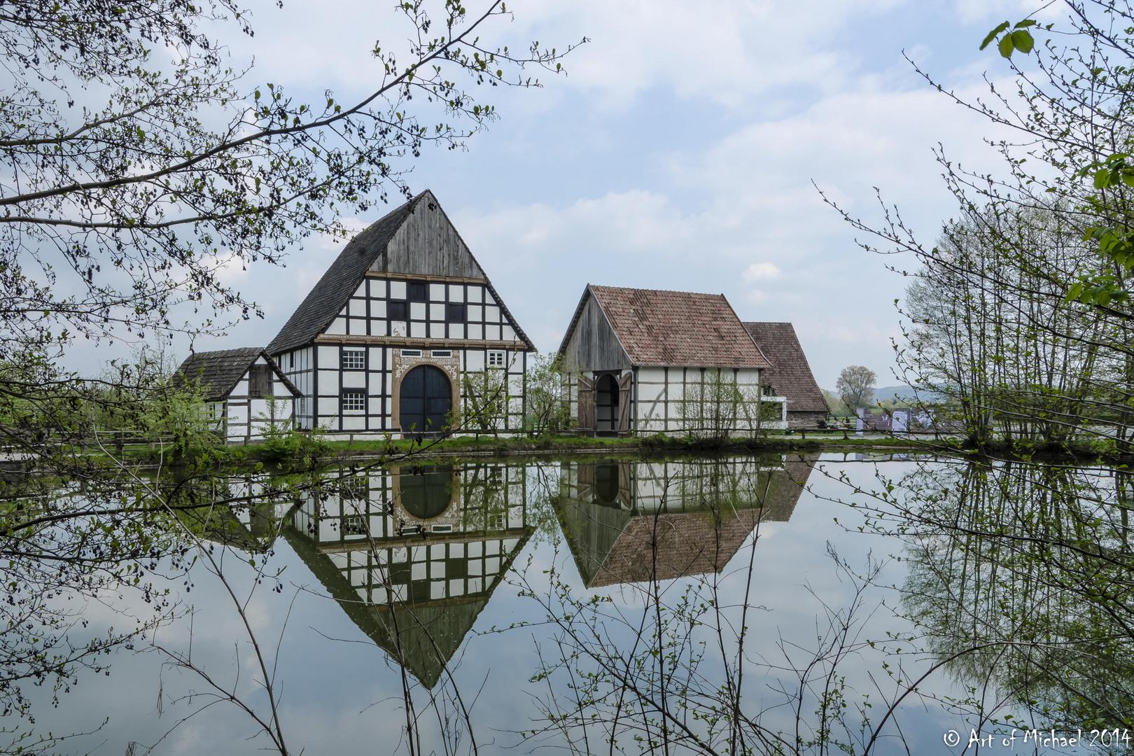 Freilichtmuseum Detmold - Das Paderborner Dorf I