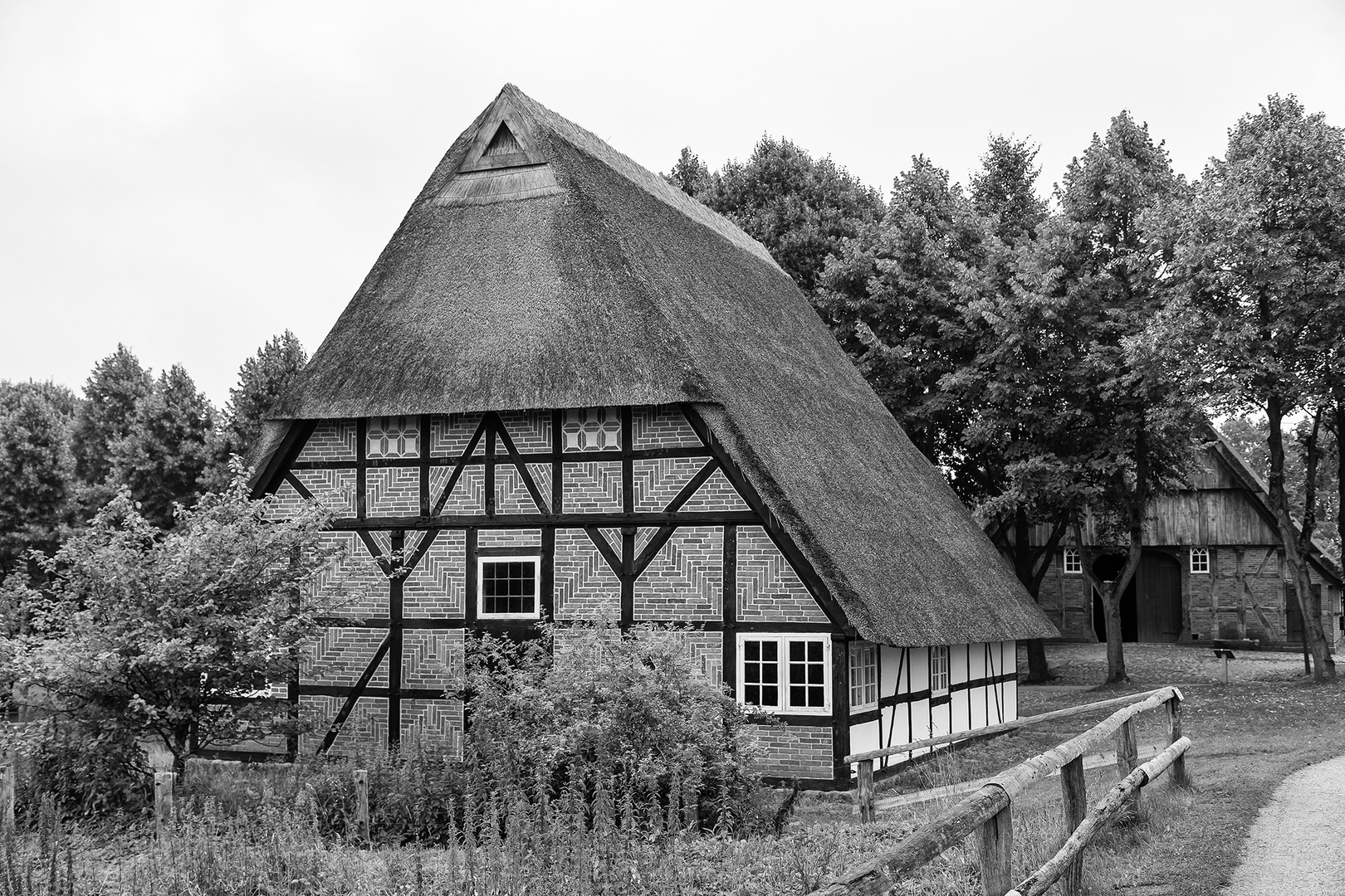 Freilichtmuseum molfsee foto bild architektur deutschland kiel bilder auf fotocommunity - Architektur kiel ...