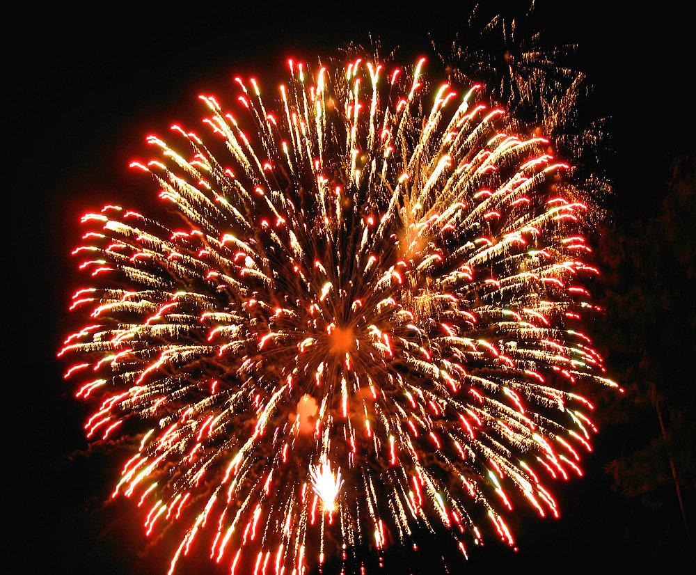 Freimarktsfeuerwerk 2008