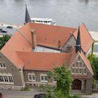 Freimaurerloge, an der Elbe, unterhalb des Doms zu Meißen