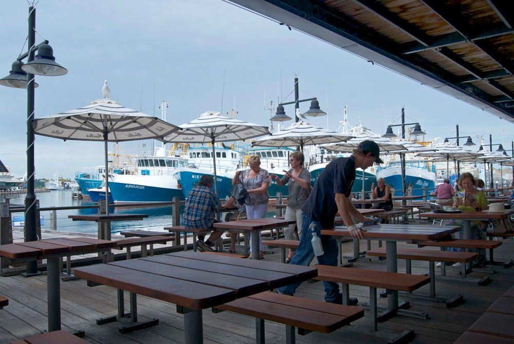 Fremantle Boat-Haber