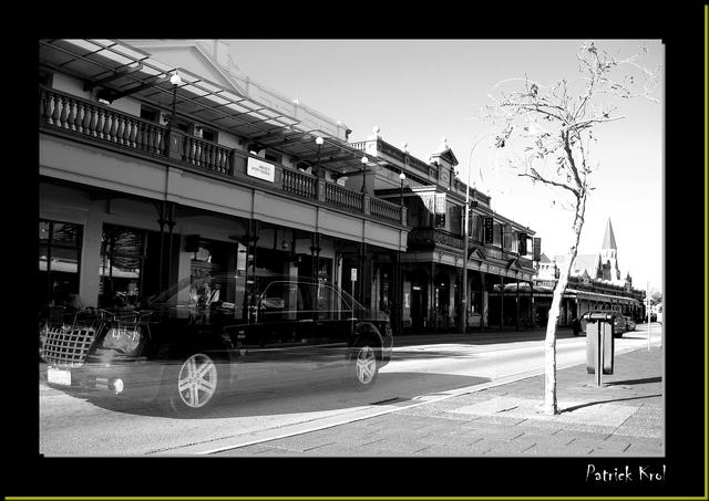 Fremantle Cappocino Strip