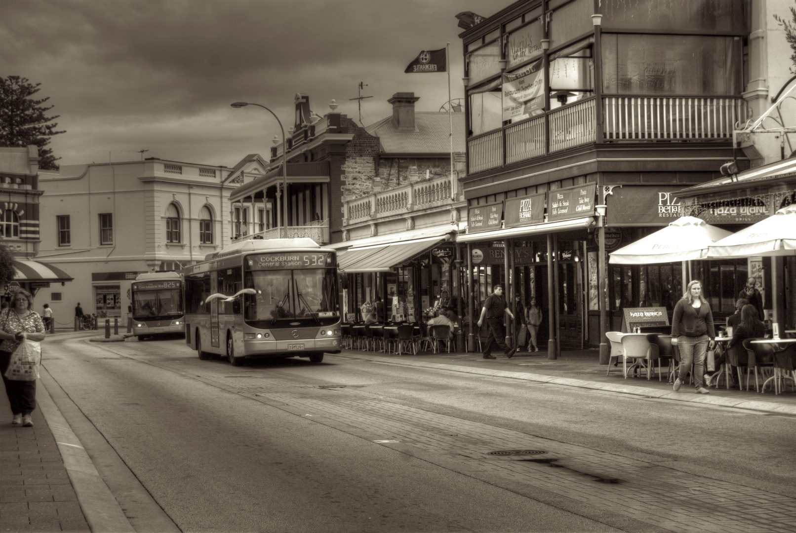 Fremantle Cappuccino Strip
