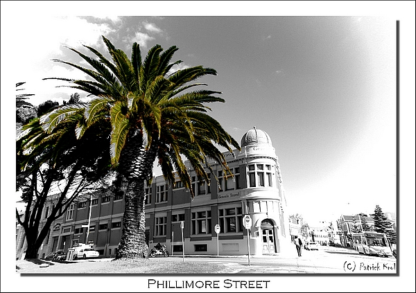 Fremantle from a different point of view