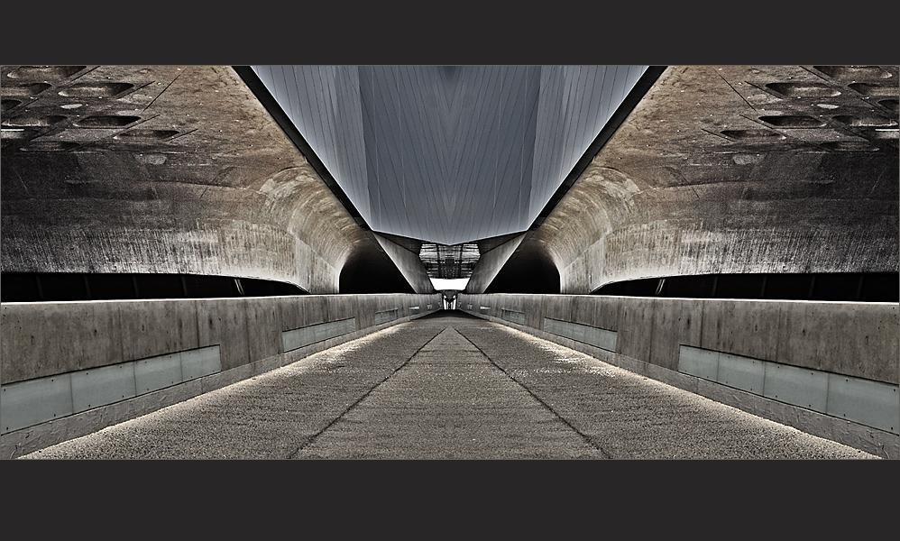 Fremde Architektur