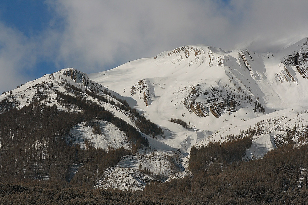 French Alps near Embrun