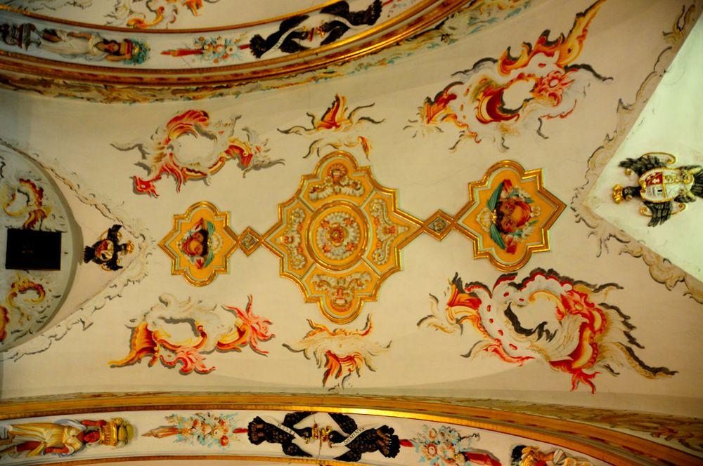 Frescos Monasterio de Yuso