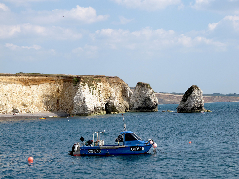 Freshwater Bay , Isle of Wight