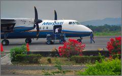 Freude am Fliegen-Merpati Nusantara Airlines
