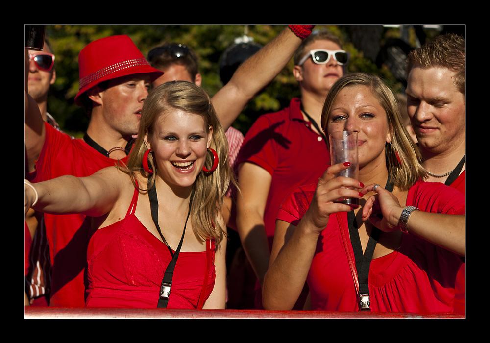 Freude an der Streetparade