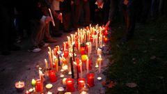 Freudental: Ein Licht, viele Lichter sollen erleuchten und Mahnung sein!!