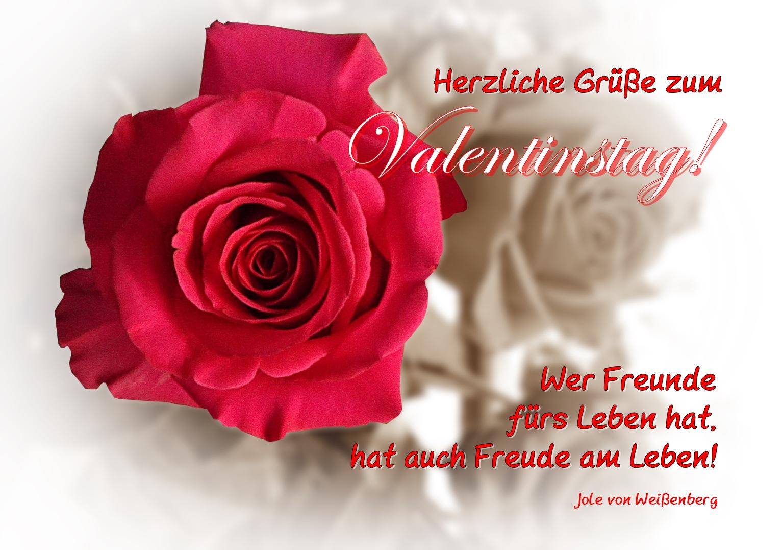 valentinstag für freunde