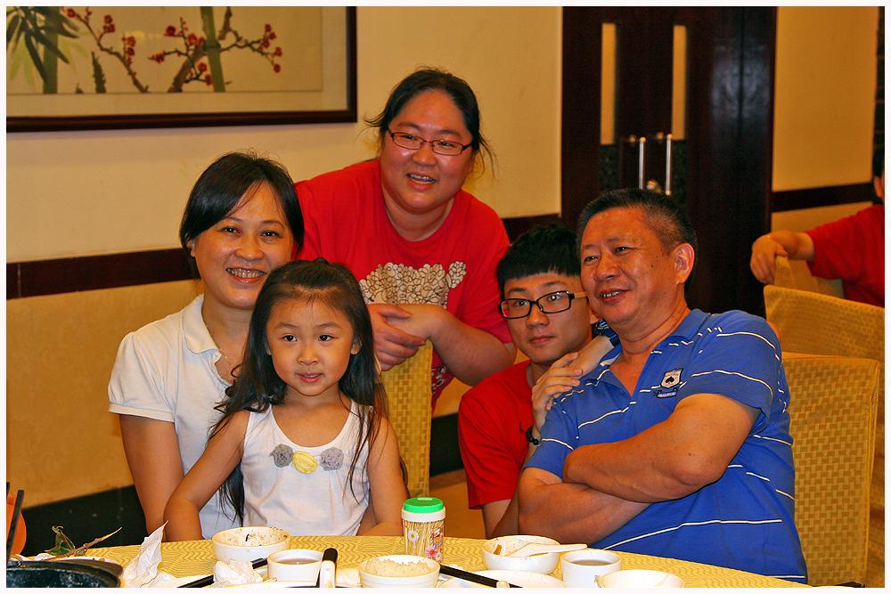 Freunde in China