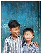 Freundschaft - Kampot, Kambodscha