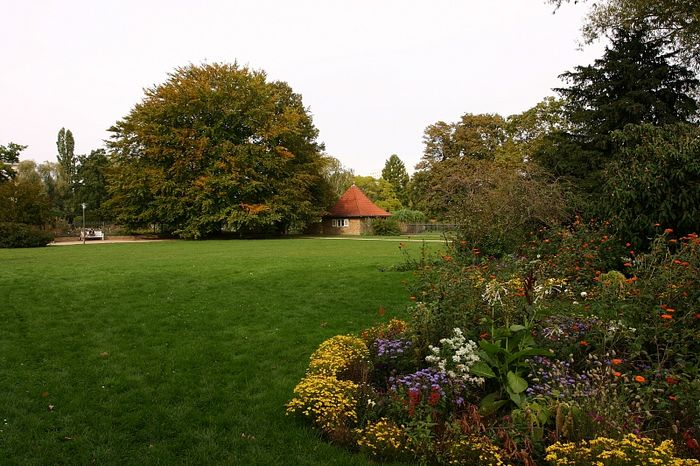 Freundschaftsinsel Potsdam (Herbstimpressionen)