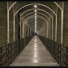 Fribourg at night III