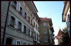 Fribourg Fenstergeschichte