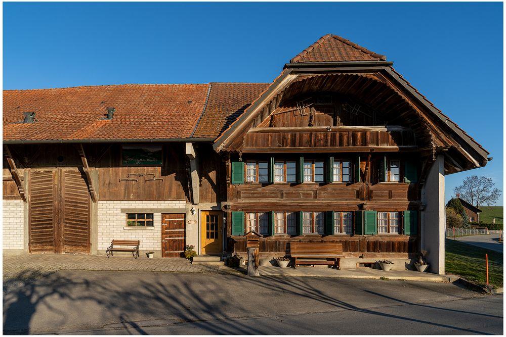 Fribourger Bauernhaus