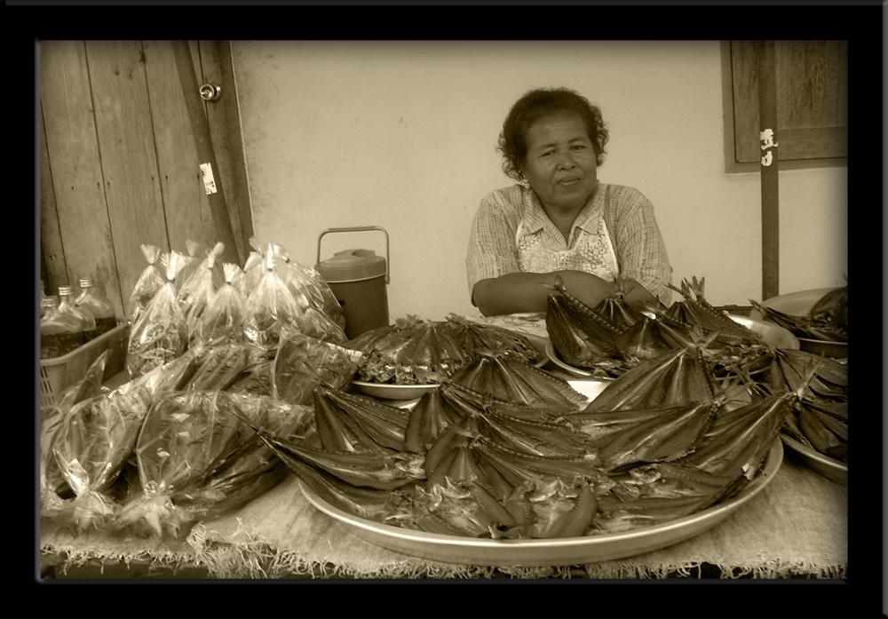 Fried Fish Market