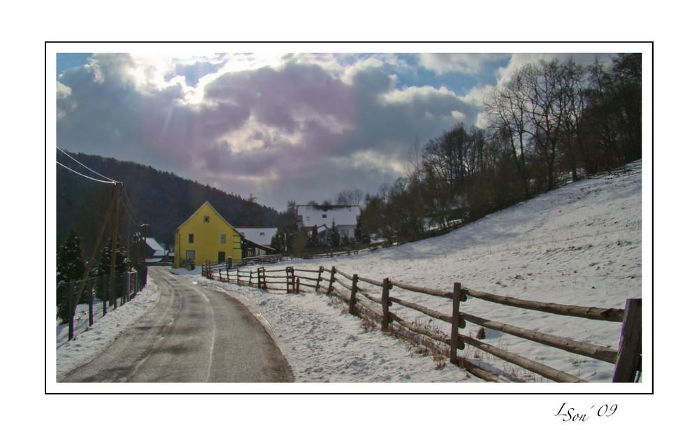 Friedebach - Uhlstädter Heide