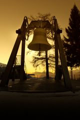 Friedensglocke in Telfs