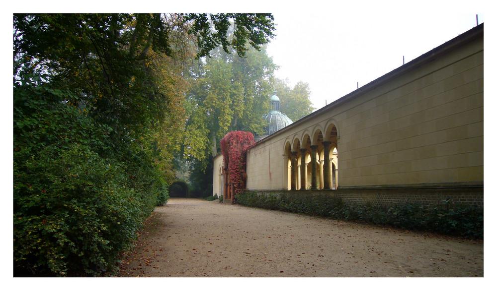 Friedenskirche Potsdam, Sanssouci