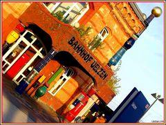 Friedensreich Hundertwasser in Uelzen >1< ....