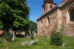 Friedhof an der Kirche