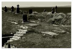Friedhof auf Inisheer