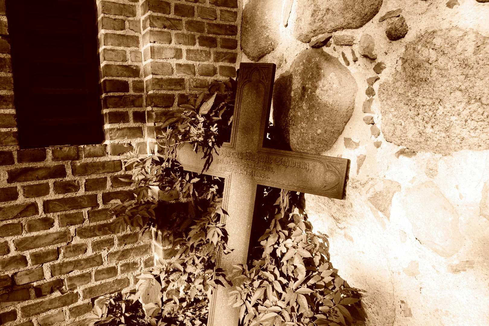 Friedhof auf Rügen • II