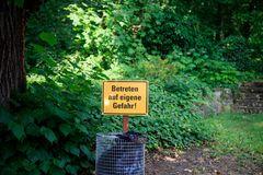 Friedhof  - geschlossen -