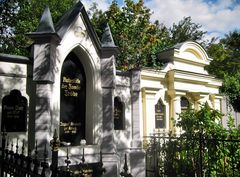 Friedhof Glindow